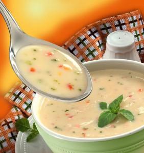 Простые рецепты диетического стола:  супы для желудочных больных