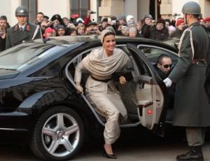 Первая леди Катара .Секреты макияжа  для зрелых леди и не только