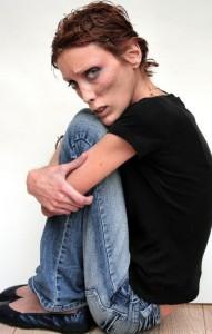 Изабель Каро мировой символ борьбы с анорексией