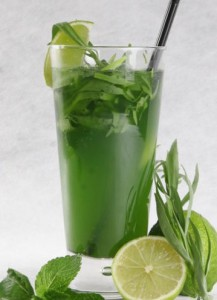 Тархун трава напиток в домашних условиях