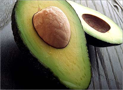 avokado1 Еще несколько вкусных рецептов в стиле фьюжн