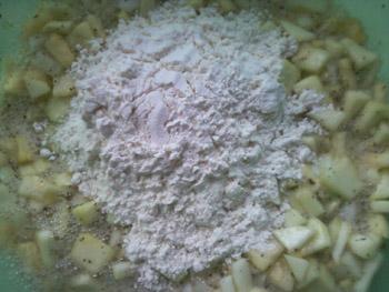 кабачковый омлет приготовление
