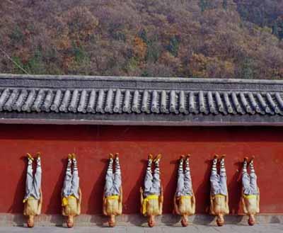 монастырь Шаолинь фото