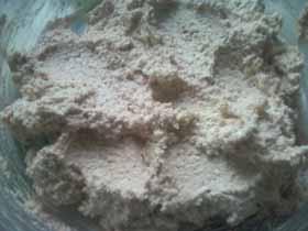 готовим творожно-яблочный пирог