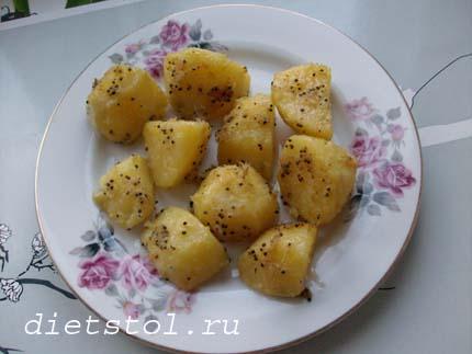 картофель на праздничный стол
