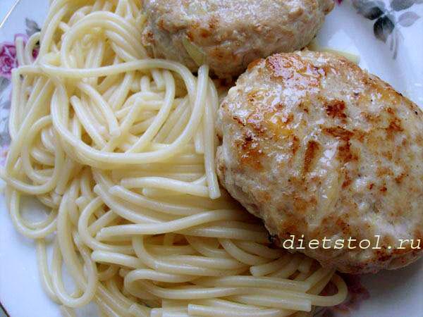 аппетитные котлеты с сыром фото