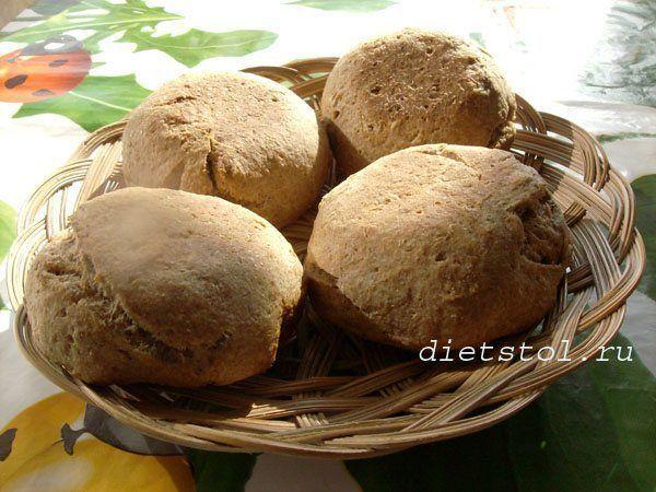 хлеб с отрубями фото