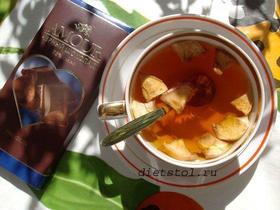 aromatnyj chaj, ароматный чай фото