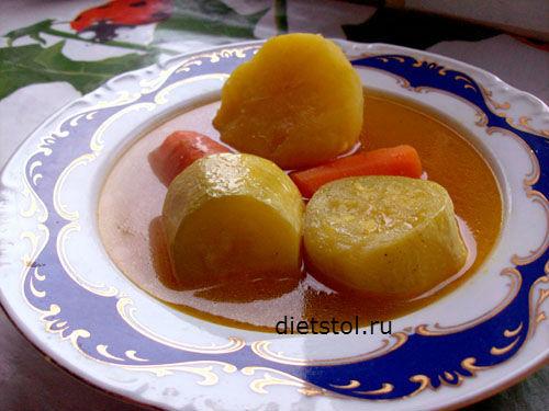 восточный суп пойеменски  vostochnyj sup po jemenski