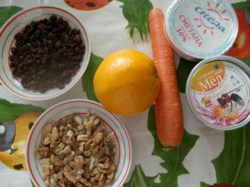 продукты для салата красоты фото