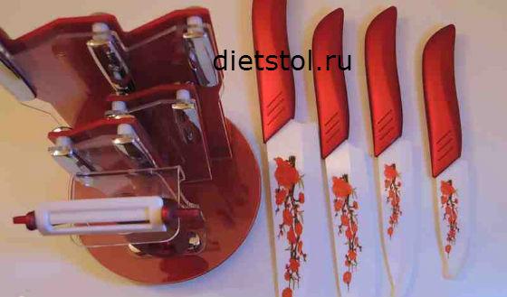 керамические ножи плюсы и минусы фото