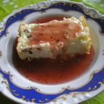 творожно-рисовая запеканка в духовке фото