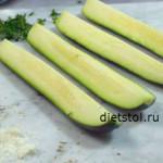 цукини с сыром в духовке , подготавиваем цукини к запеканию