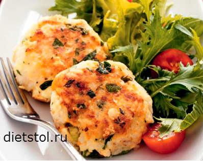 курино-картофельные котлеты - рецепт и фото