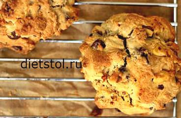 печенье из кукурузной муки - рецепт и фото