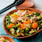 азиатский салат - рецепт и фото