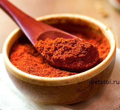 тандури масала- рецепт и фото