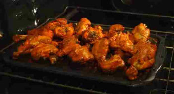 Tandoori chicken photo