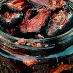 вяленые сливы в духовке на зиму рецепт