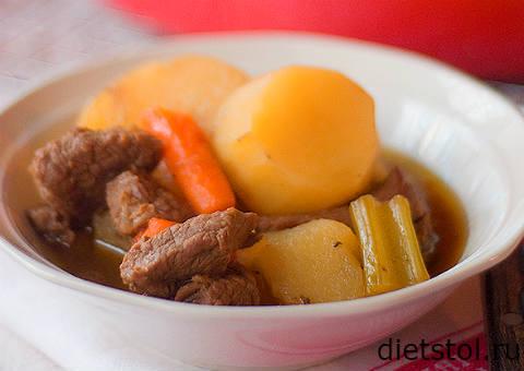 ирландское рагу - рецепт и фото