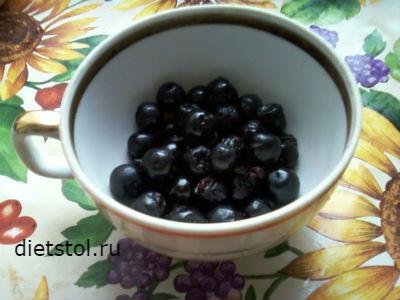 напиток из черноплодки -эерготоник