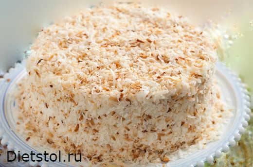 Безглютеновый торт рецепт и фото