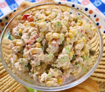 Салат хрустящий с курицей рецепт