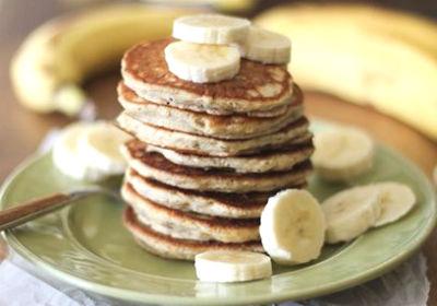 Банановые панкейки пп рецепт