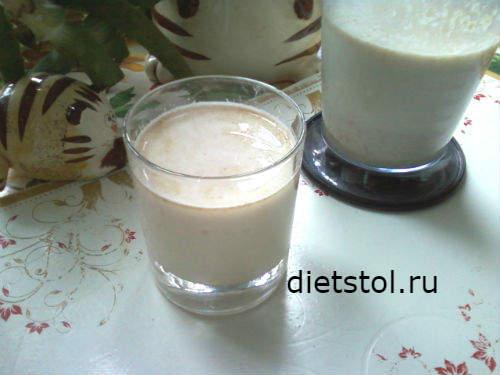 Овсяное молоко калорийность