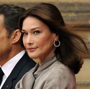 Секреты макияжа  для зрелых леди и не только…Карла Бруни-супруга президента  Франции