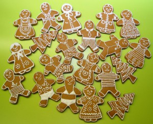 Как приготовить имбирное печенье фото