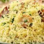 как вкусно приготовить рис на гарнир - рецепт