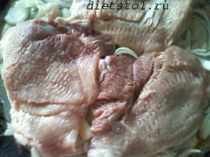 мясо по-капитански фото