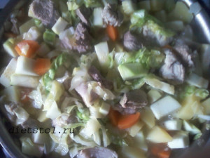 овощное рагу фото