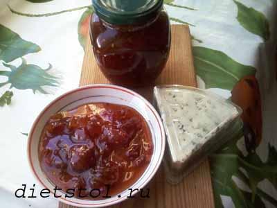 варенье из помидоров фото