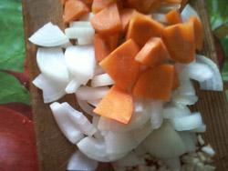 кабачки тушеные в сметане с морковью