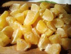 апельсины для салата фото
