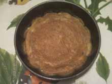 готовим насыпной пирог
