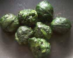 приготовление запеканки со шпинатом
