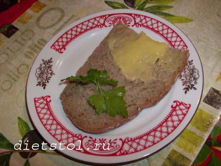 полезный бутерброд фото