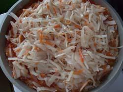 приготовление тушеной квашеной капусты