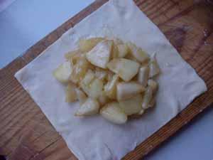 начинка для яблочных конвертиков