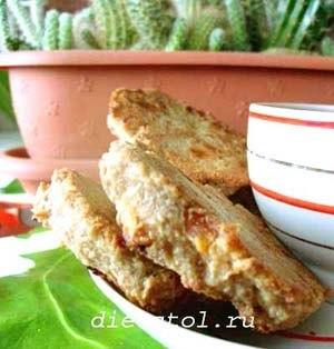 Постное печенье с бананом - рецепт пошаговый с фото