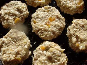 постное овсяное печенье приготовление фото