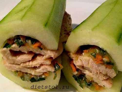 бутерброды со свежих огурцами фото