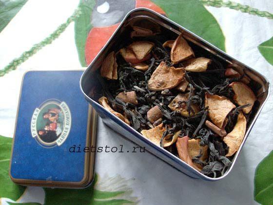 ароматная чайная композиция приготовление фото