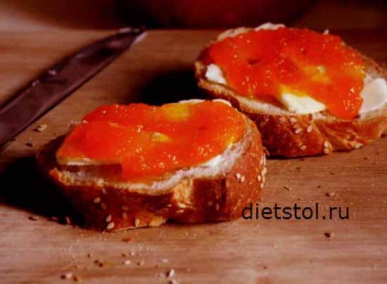 делаем морковный конфитюр фото