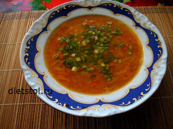 суп из красной чечевицы фото рецепт