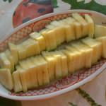 теплый салат из кабачков - рецепт 2