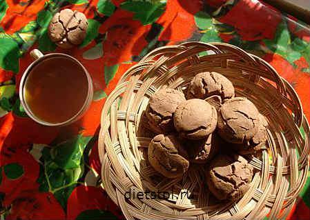 пряники из ржаной муки - рецепт и фото